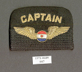 View Badge, Cap, Captain, Inter Islands Airways Ltd. digital asset number 1