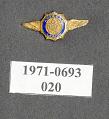 View Pin, Lapel, American Legion Aviation Post #350 digital asset number 1