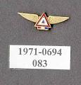 View Pin, Lapel, Amateur Air Pilots Association digital asset number 1