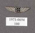 View Pin, Lapel, National Air Pilots Association digital asset number 1