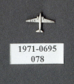 View Pin, Lapel, Canadian Colonial Airways Ltd. digital asset number 1