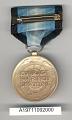 View Medal, Ribbon, Antarctica Service Medal digital asset number 3