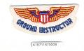 View Badge, Ground Instructor, War Training Service, Civil Aeronautic Administration digital asset number 1