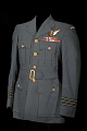 View Coat, Service, Winter, Officer, Royal Canadian Air Force digital asset number 0