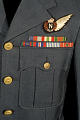 View Coat, Service, Winter, Officer, Royal Canadian Air Force digital asset number 3