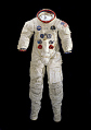 View Pressure Suit, A7-L, Armstrong, Apollo 11, Flown digital asset number 0