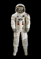 View Pressure Suit, A7-L, Armstrong, Apollo 11, Flown digital asset number 1