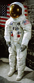 View Pressure Suit, A7-L, Armstrong, Apollo 11, Flown digital asset number 38