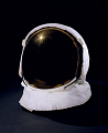 View Visor, Extravehicular, Apollo, A7-L, Apollo 11, Armstrong, Flown digital asset number 0