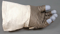 View Glove, Left, A7-L, Extravehicular, Apollo 11, Armstrong, Flown digital asset number 5