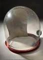 View Helmet, Pressure Bubble, Aldrin, Apollo 11 digital asset number 3