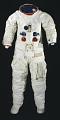 View Pressure Suit, A7-LB, Worden, Apollo 15, Flown digital asset number 0