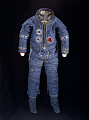 View Pressure Suit, Manned Orbiting Laboratory, Developmental digital asset number 1