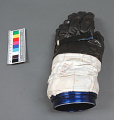View Glove, Left. A7-L, Apollo, Intravehicular, Apollo 9, Schweickart, Flown digital asset number 2