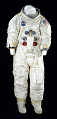 View Pressure Suit, A7-L, Cernan, Apollo 10, Flown digital asset number 0