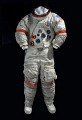 View Pressure Suit, A7-LB, Cernan, Apollo 17, Flown digital asset number 0