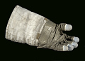View Glove, Left, A7-LB, Extravehicular, Apollo 17, Cernan, Flown digital asset number 2