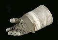 View Glove, Right, A7-LB, Extravehicular, Apollo 17, Cernan, Flown digital asset number 2