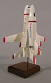 View Model, Space Shuttle, Grumman/Boeing G-3 2-Stage Fully-Reusable Concept, 1:192 digital asset number 3