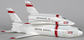 View Model, Space Shuttle,Grumman/Boeing H-33 2-Stage Parially-Reusable Concept 1:192 digital asset number 5