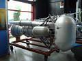 View Rocket Engine, Liquid Fuel, A-7, Redstone Missile digital asset number 0