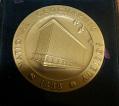 View Medal, National Geographic Society, Hugh L. Dryden digital asset number 1