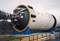 View Rocket, Third Stage, S-IVB-D Dynamic Test Vehicle, Saturn V digital asset number 0