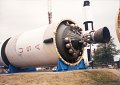 View Rocket, Third Stage, S-IVB-D Dynamic Test Vehicle, Saturn V digital asset number 1