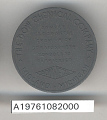 View Medal, Explorer II Balloon Flight digital asset number 3