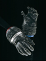 View Glove, Left, A7-LB, Intravehicular, Skylab 3, Lousma, Flown digital asset number 0