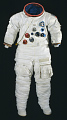 View Pressure Suit, A7-LB, Pogue, Skylab 4, Flown digital asset number 1