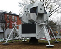 View Descent Stage, Lunar Module, Apollo LTA-3DR/1 digital asset number 3