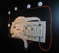 View Assembly, Bioinstrumentation, Skylab 4 digital asset number 1