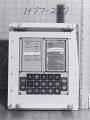View Keyboard, Display (DSKY), Apollo 7 digital asset number 1