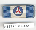 View Ribbon, 1500 Hours Service, Civil Air Patrol (CAP) digital asset number 1