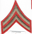 View Insignia, Rank, Corporal, Civil Air Patrol (CAP) digital asset number 1