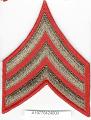 View Insignia, Rank, Sergeant, Civil Air Patrol (CAP) digital asset number 1
