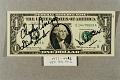 View One Dollar Bill, Apollo 12 digital asset number 2