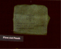 View Pouch, First Aid, Freedom 7 digital asset number 4