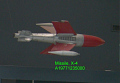 View Missile, Air-to-Air, X-4 digital asset number 5