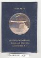 View Medal, 50th Anniversary Lakehurst Naval Air Station Medal digital asset number 1
