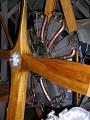 View Le Rhone Model C 9 Cylinder Rotary Engine, Cutaway digital asset number 1