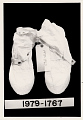 View Inflight Coverall Garment, Boot, Right, Aldrin, Apollo 11 digital asset number 3