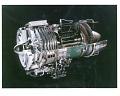 View General Electric J85-GE-17A Turbojet Engine, Cutaway digital asset number 2