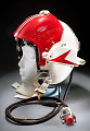 View Helmet, Flying, Protective, Type HGU-30/P or VTAS I, United States Navy digital asset number 0