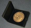 View Case, Medal, Rufus Oldenburger Award, American Society of Mechanical Engineers digital asset number 1