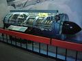 View Pratt & Whitney J57-P-29W Turbojet Engine, Cutaway digital asset number 1