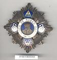 View Medal, Order of Ruben Dario, Jacqueline Cochran digital asset number 1