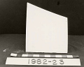View Tile, Shuttle Insulation, White, STS-1 digital asset number 1