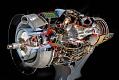 View Rolls-Royce Dart Mk. 520 Turboprop Engine, Cutaway digital asset number 0